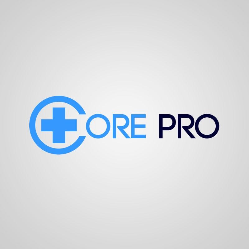 Healthcare Recruitment Logo Design