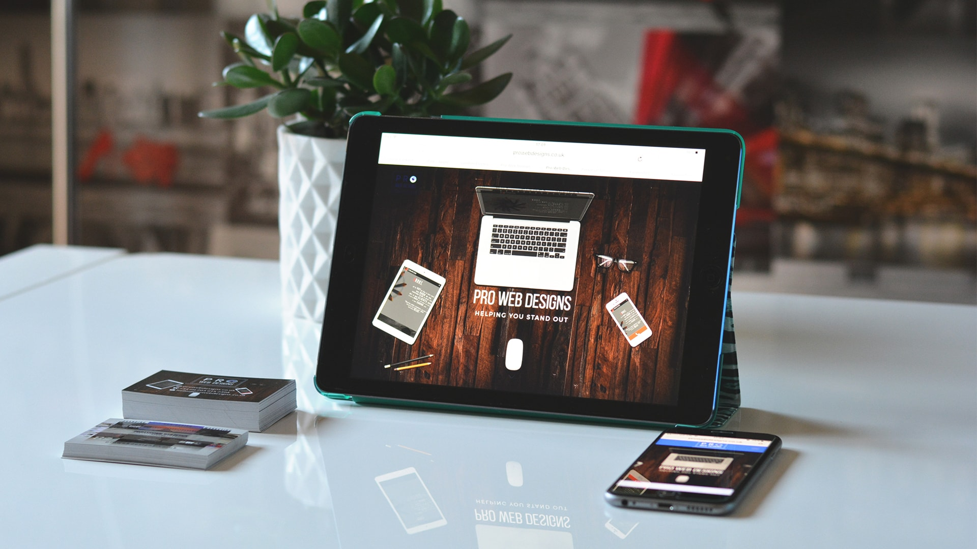 Pro Web Designs | Professional Web Design | Development